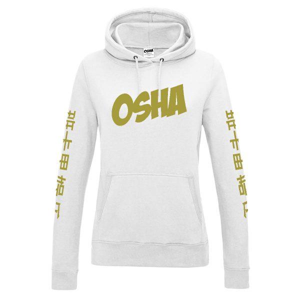 Female-White-hoodie
