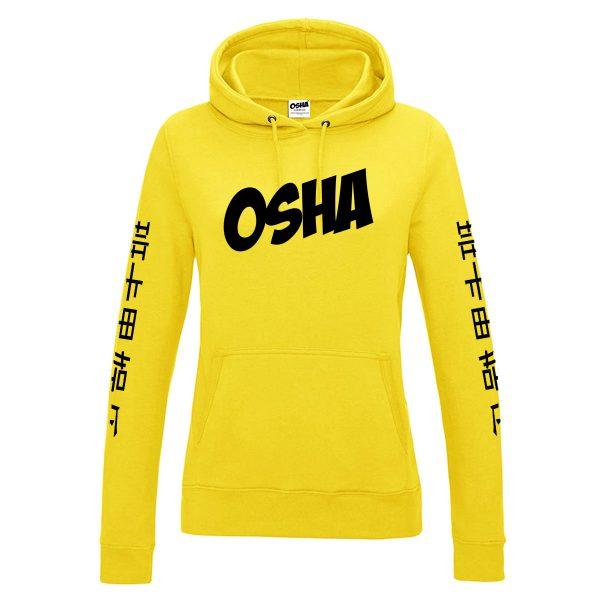 Female-yellow-hoodie