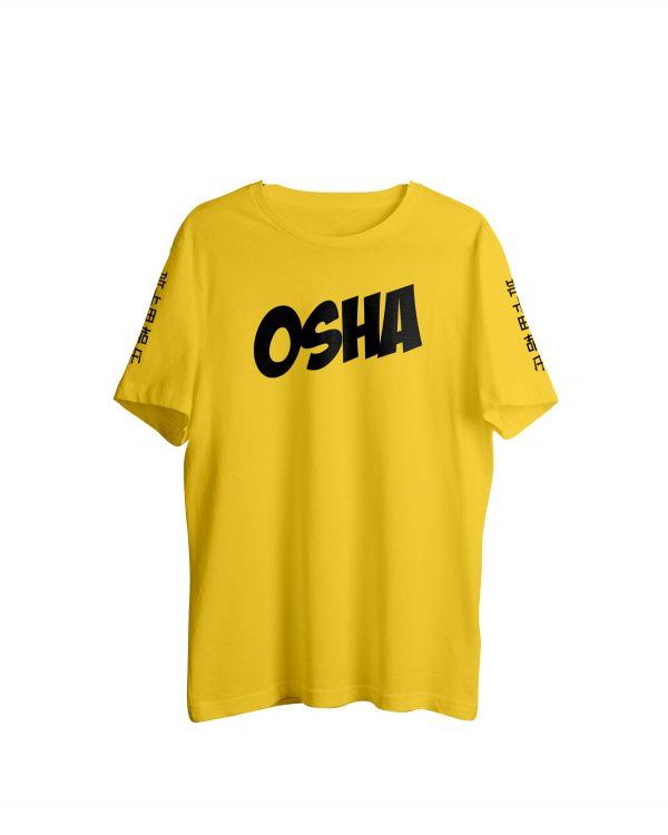 Men-Tshirt-Yellow