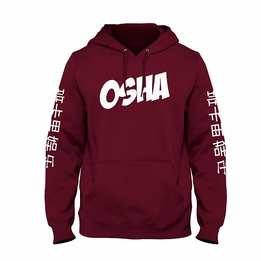 Osha-hoodie-burgundy