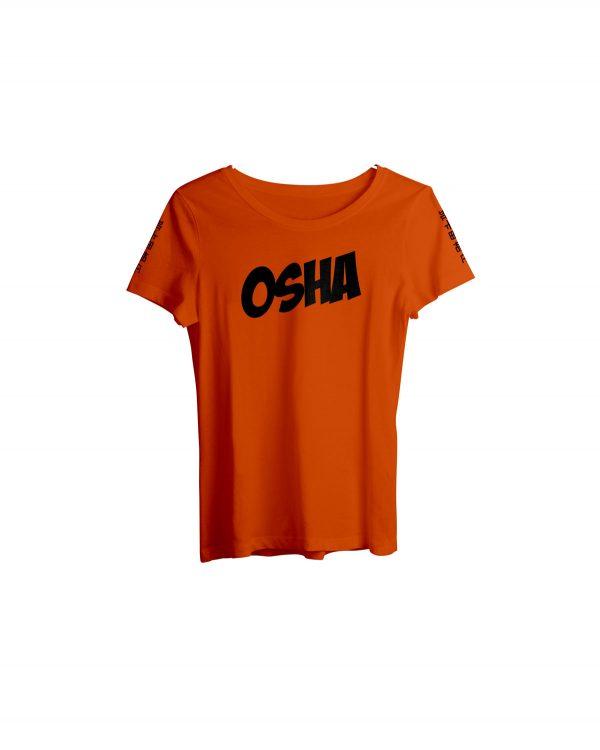 Women-Tshirt-Orange
